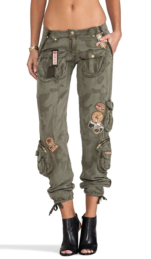 Time to Travel Aviador Pants