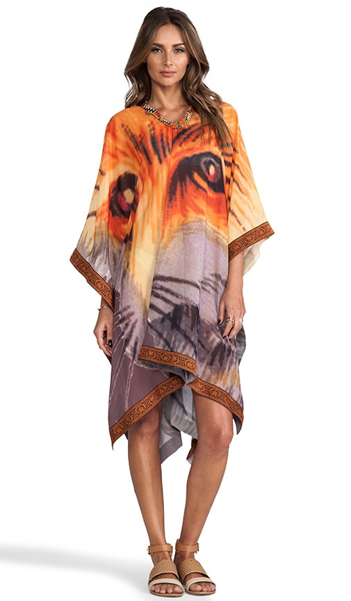 Time to be Wild Lobo Tunic
