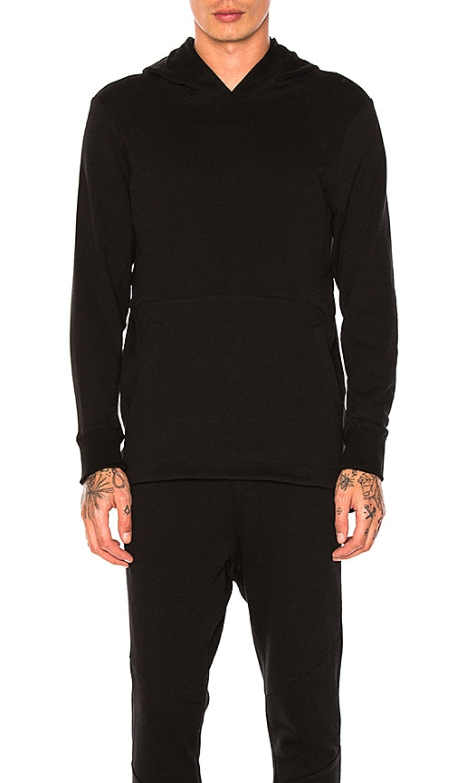 Athletic Propulsion Labs: APL Terry Hoodie in Black