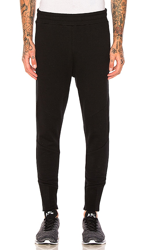 Athletic Propulsion Labs: APL Terry Joggers in Black