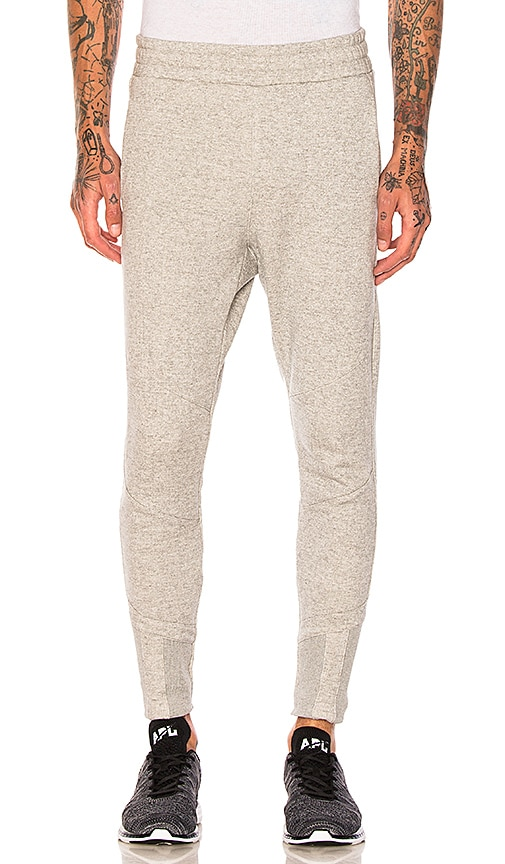 Athletic Propulsion Labs: APL Terry Joggers in Gray