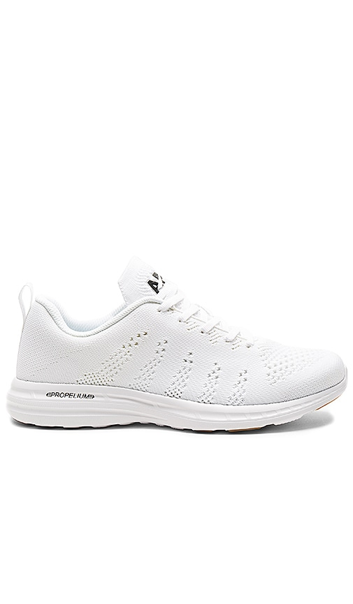 4be78d7ce APL: Athletic Propulsion Labs TechLoom Pro in White & Black & Gum ...