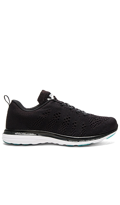 Athletic Propulsion Labs: APL Techloom Pro Sneakers in Black