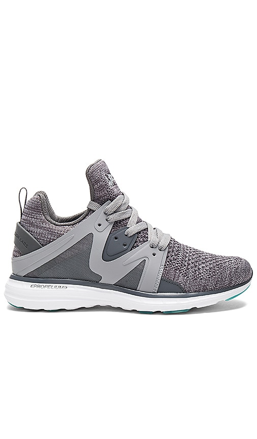 Athletic Propulsion Labs: APL Ascend Sneaker in Gray