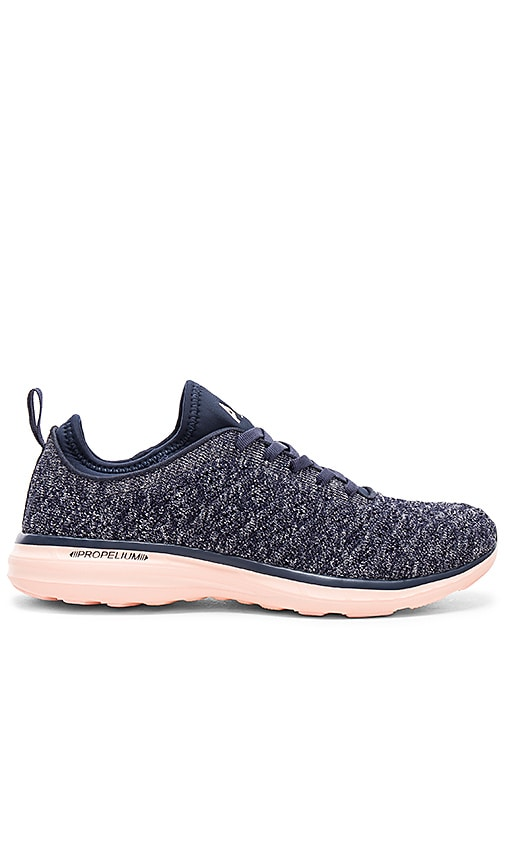 Athletic Propulsion Labs: APL TechLoom Phantom Sneaker in Navy