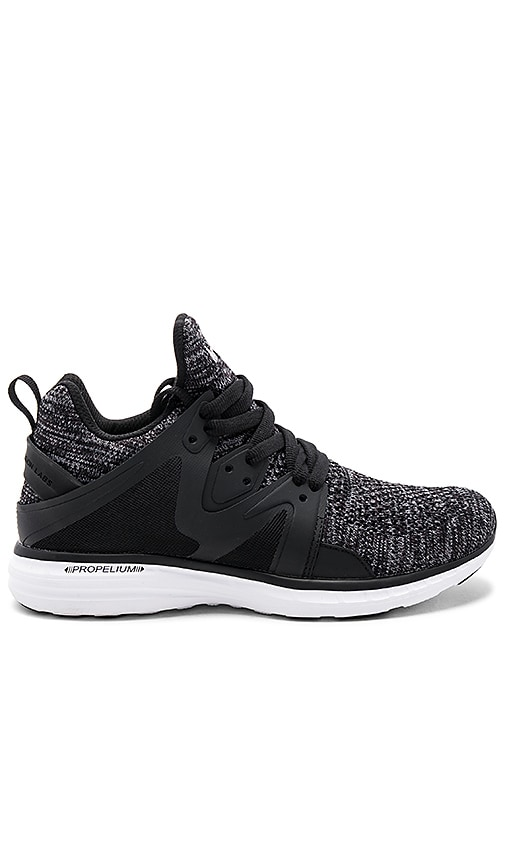 Athletic Propulsion Labs: APL Ascend Sneaker in Black