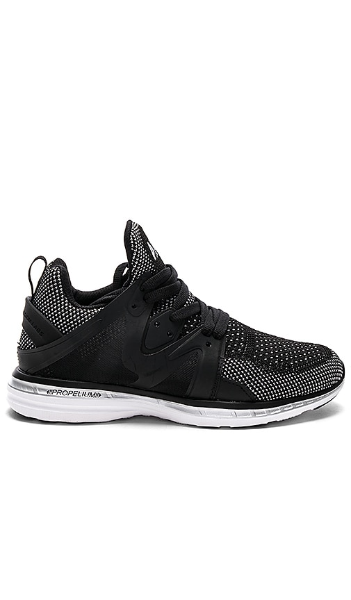 Athletic Propulsion Labs: APL Ascend Sneaker in Black