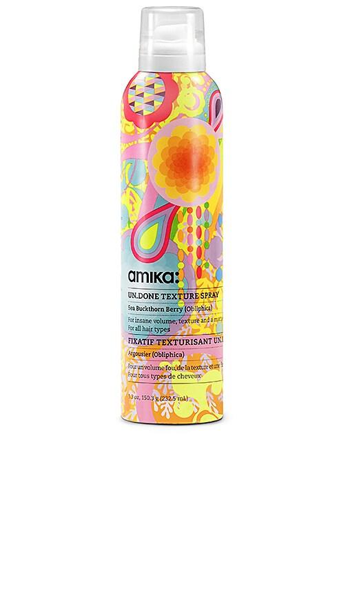 Amika Un Done Texture Spray In Revolve