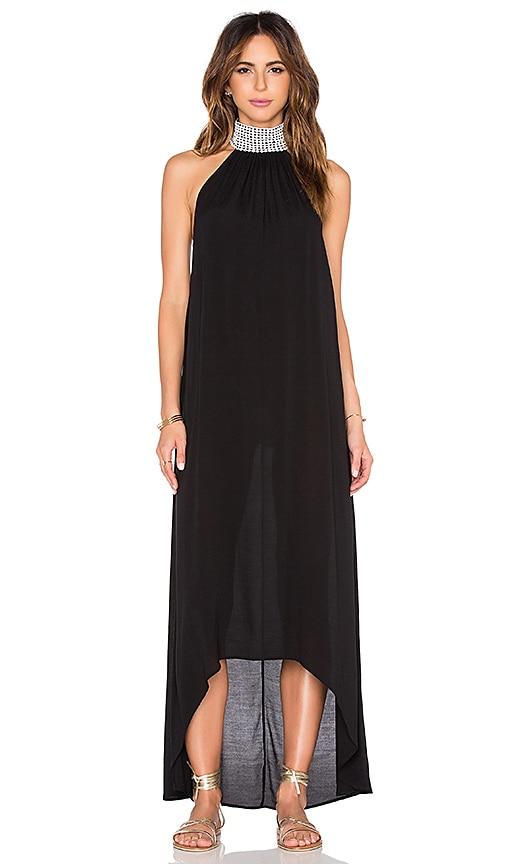Aila Blue Jelita Maxi Dress in Black