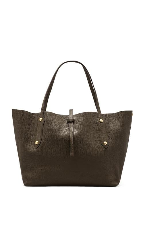 Annabel Ingall Small Isabella Tote in Army