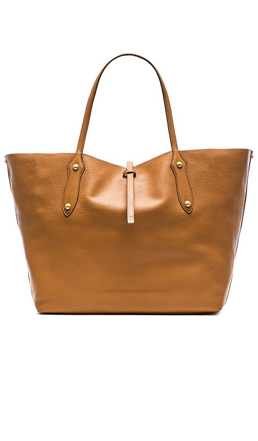 Annabel Ingall Large Isabella Tote in Tan