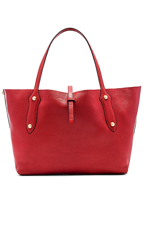 Annabel Ingall Isabella Small Tote in Red