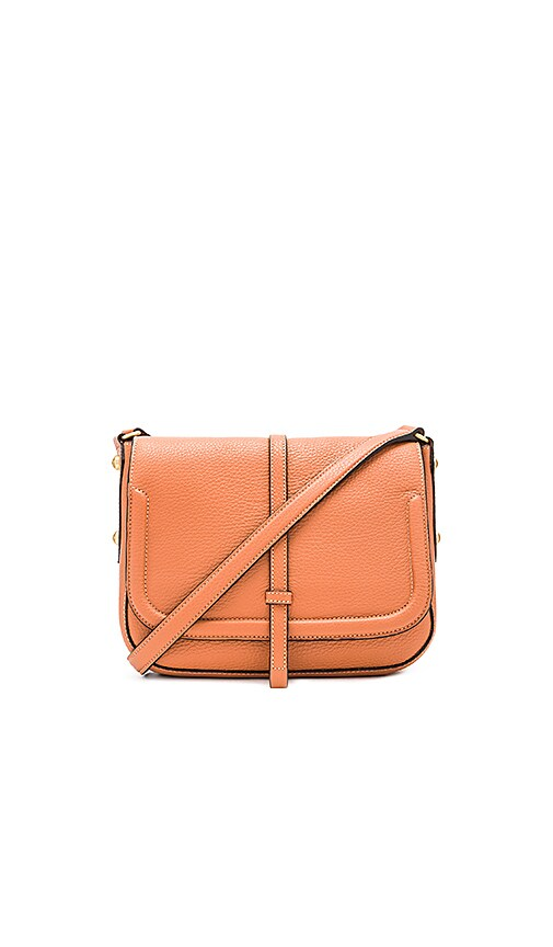 Annabel Ingall Allysin Saddle Bag in Tan
