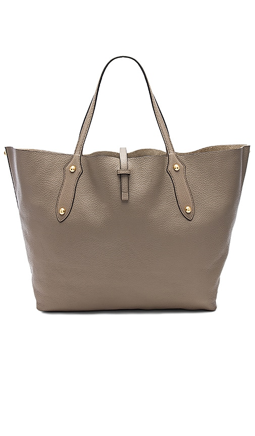 Annabel Ingall Isabella Large Tote in Gray