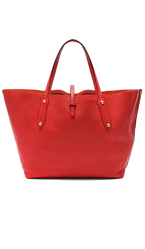 Annabel Ingall Isabella Large Tote in Red