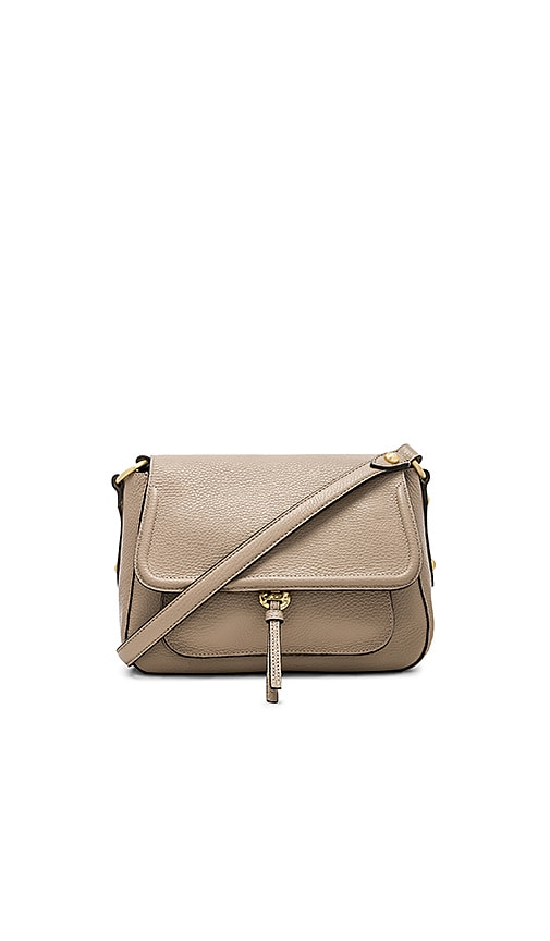Annabel Ingall Cece Messenger Bag in Beige