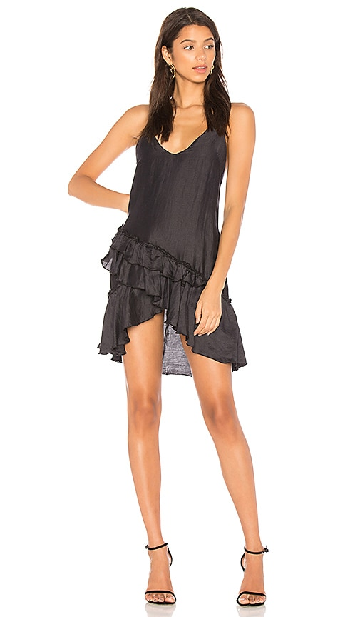Aje Airelle Dress in Black