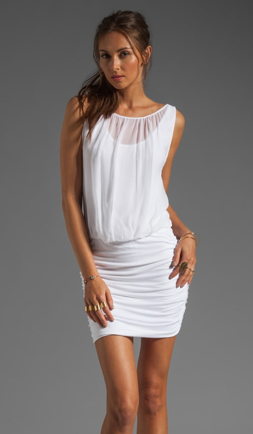 Mini Sleeveless Dress