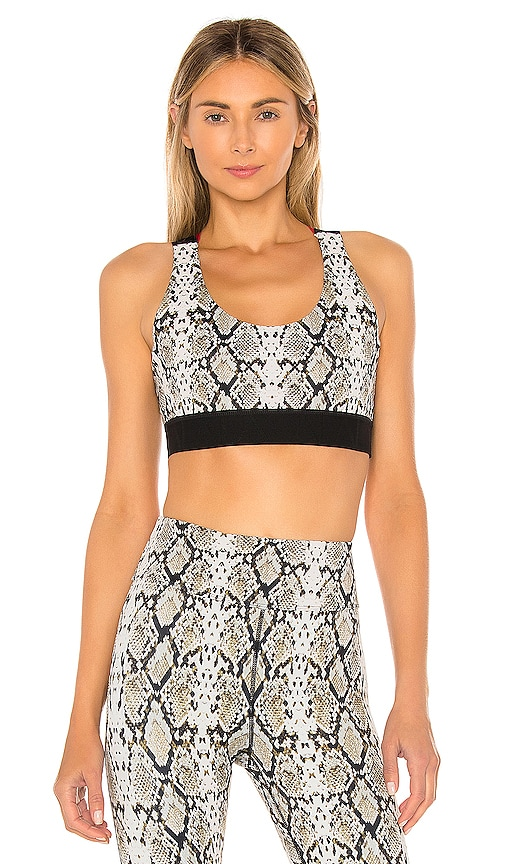 Eclipse Sports Bra by ALALA, available on revolve.com for $43 Abbey Clancy Top SIMILAR PRODUCT