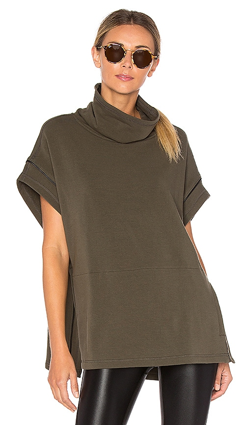 ALALA Storm Poncho in Army