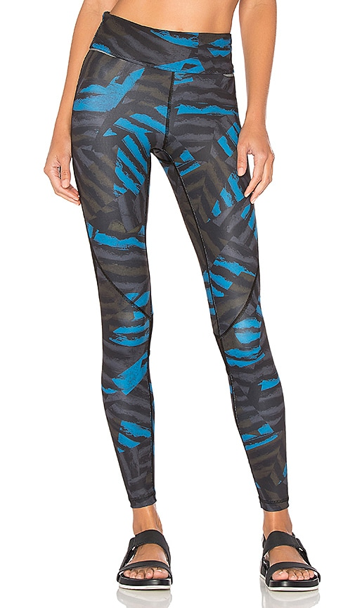 ALALA Captain Ankle Legging in Charcoal