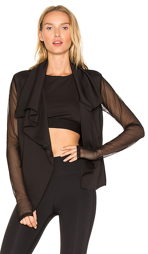 ALALA Sophisticate Jacket in Black