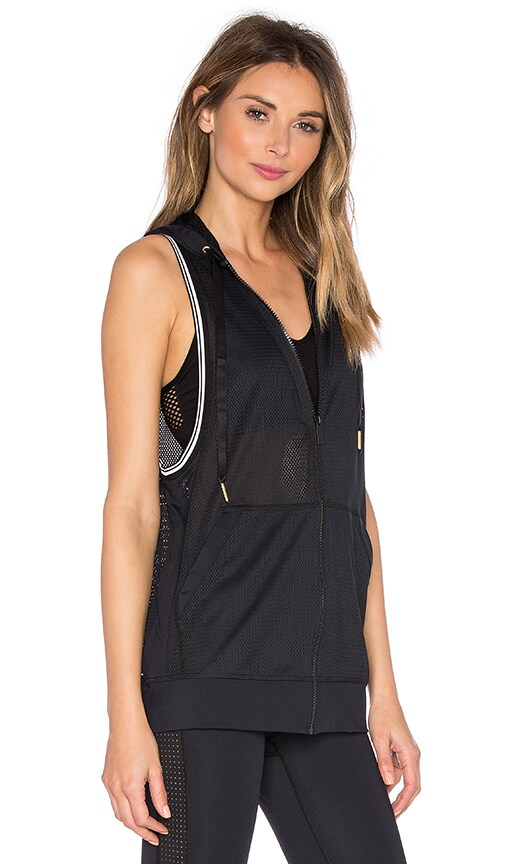 ALALA All Star Vest in Black