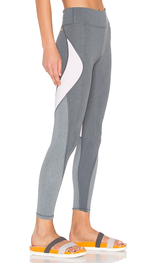 ALALA Edge Ankle Tight in Gray