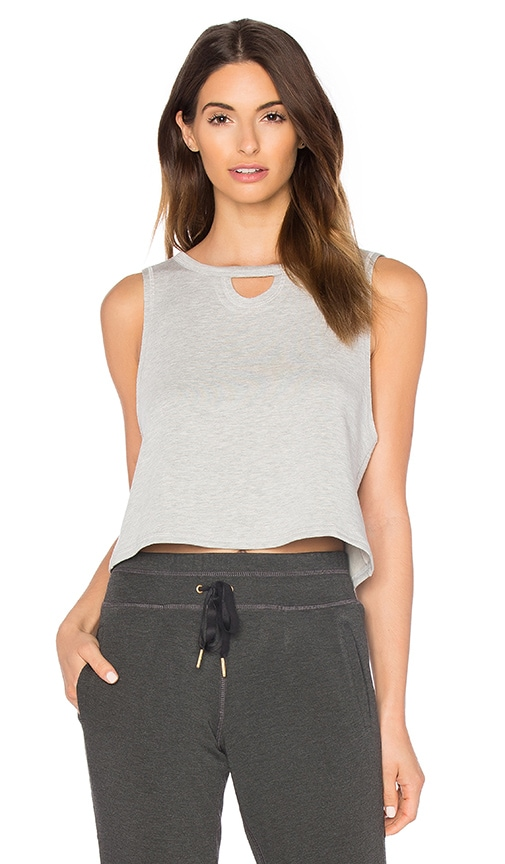ALALA Knockout Tank in Gray