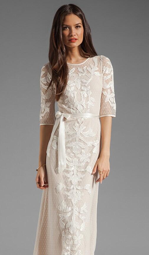 Long Floria Dress