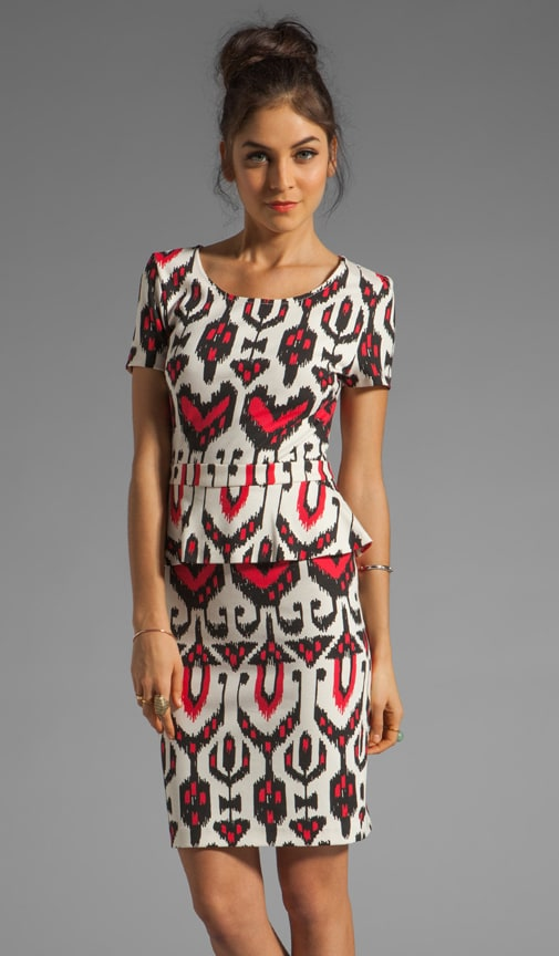 Sovereign Ponte Dress