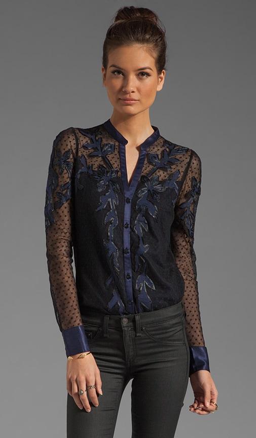 Long Floria Shirt