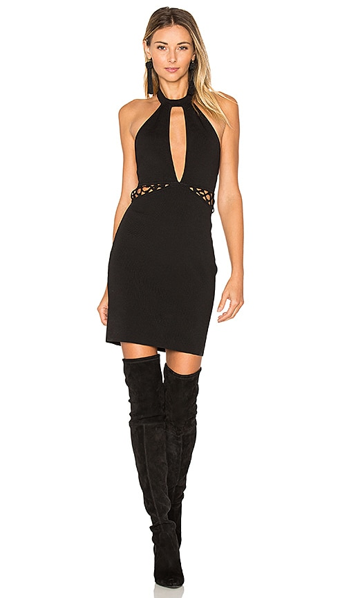 ale by alessandra x REVOLVE Rute Mini Dress in Black