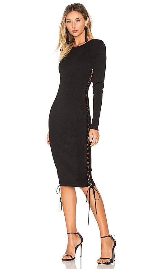 ale by alessandra x REVOLVE Tatiana Dress in Black
