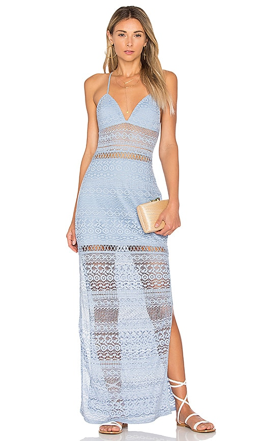 ale by alessandra x REVOLVE Ofelia Maxi Dress in Blue