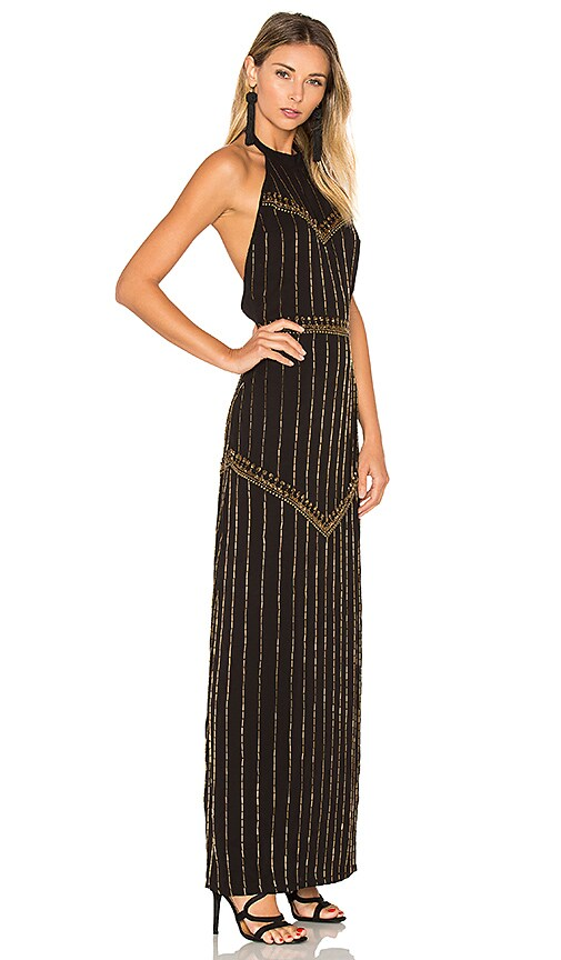 ale by alessandra x REVOLVE Clarissa Maxi Dress in Black