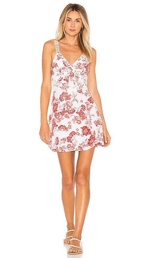 ale by alessandra x REVOLVE Ricarda Mini Dress in White