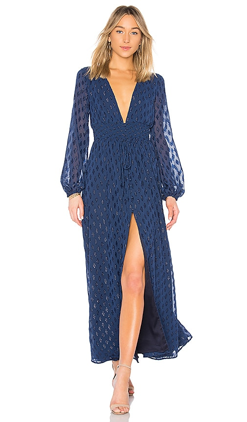 ale by alessandra x REVOLVE Eduarda Maxi Dress in Navy