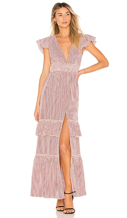 ale by alessandra x REVOLVE Lina Maxi Dress in Red