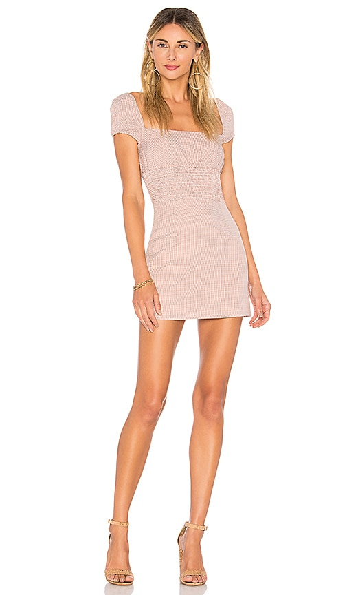 ale by alessandra x REVOLVE Flora Dress in Mauve