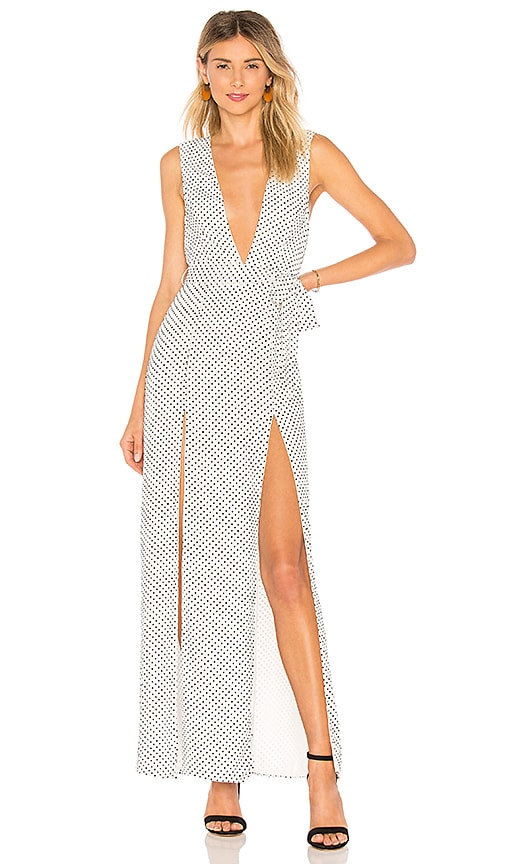 X Revolve Taura Maxi Dress by Ale By Alessandra