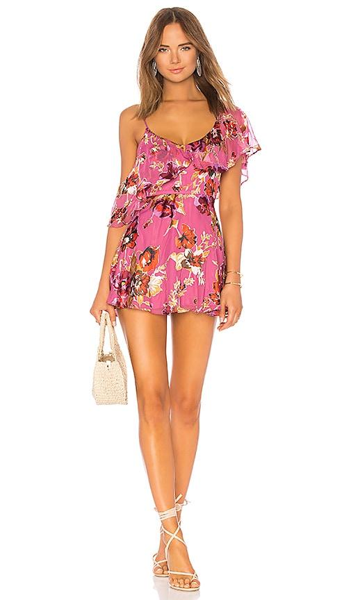 ale by alessandra x REVOLVE Xiomara Dress in Purple