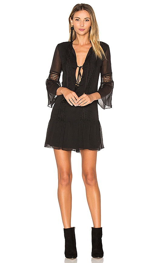ale by alessandra x REVOLVE Micaela Dress in Black
