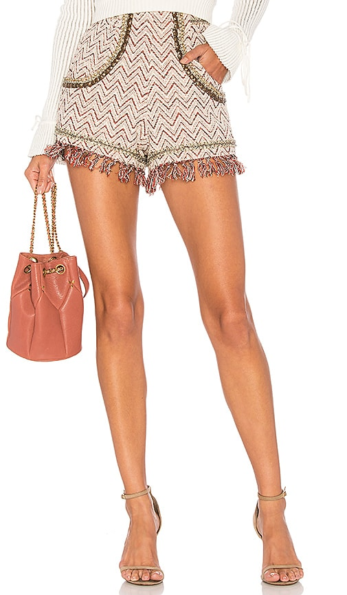 ale by alessandra Daniela Shorts in Pink
