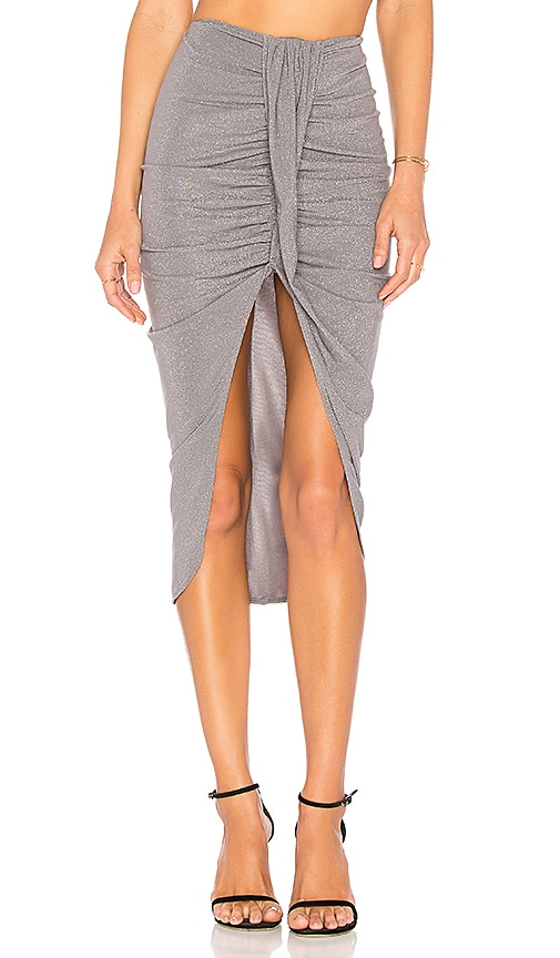 ale by alessandra x REVOLVE Lourdes Skirt in Gray