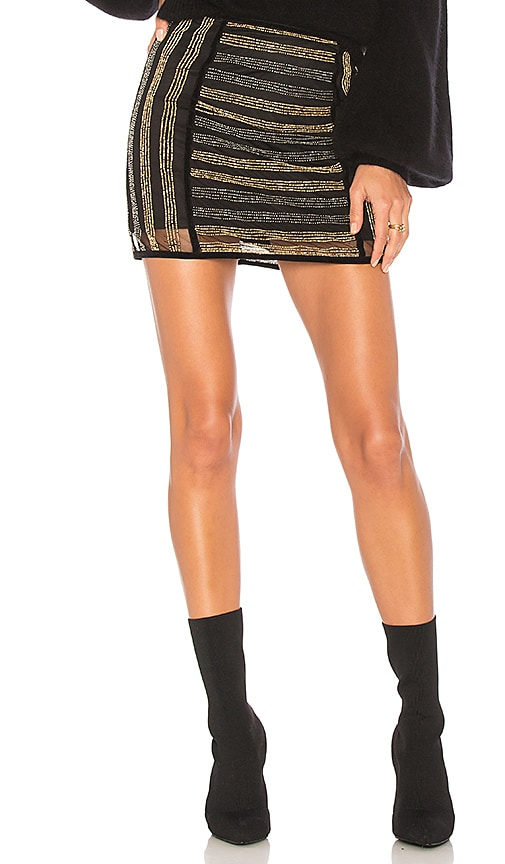 ale by alessandra x REVOLVE Ramona Skirt in Black