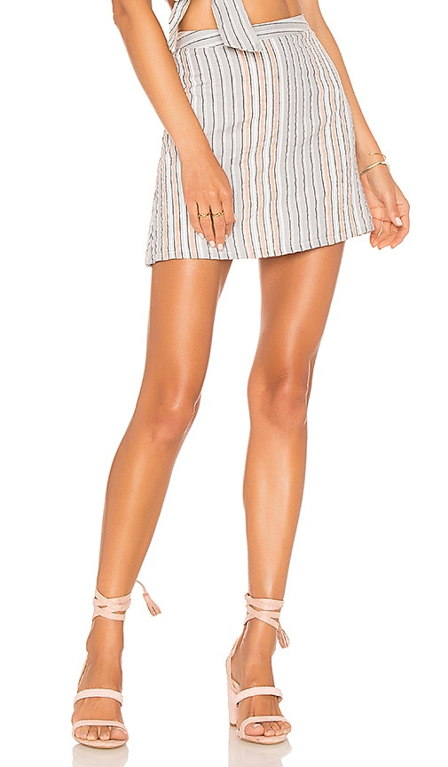 ale by alessandra x REVOLVE Salome Skirt in Blue