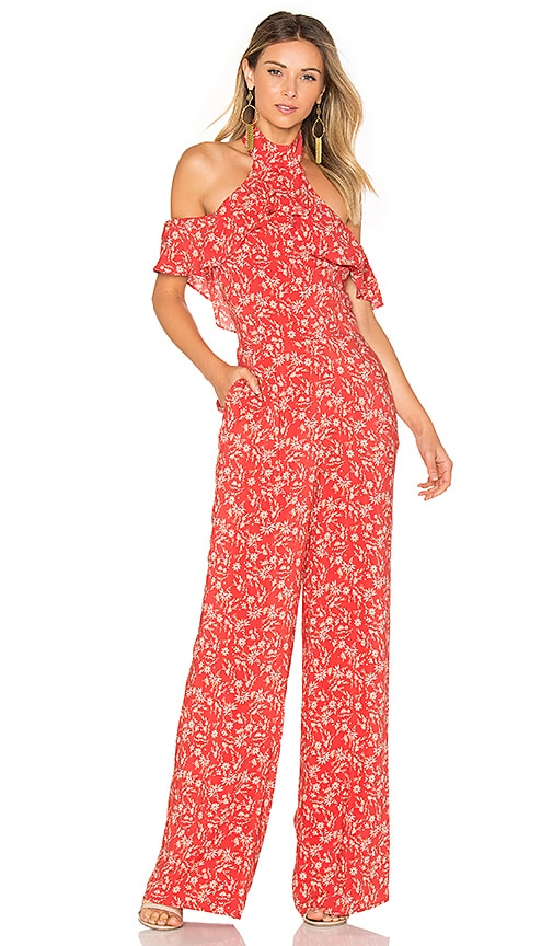 ale by alessandra x REVOLVE Matilde Jumpsuit in Red