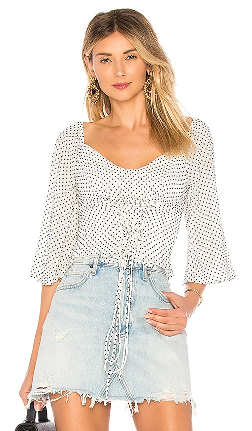 ale by alessandra x REVOLVE Odetta Top in White