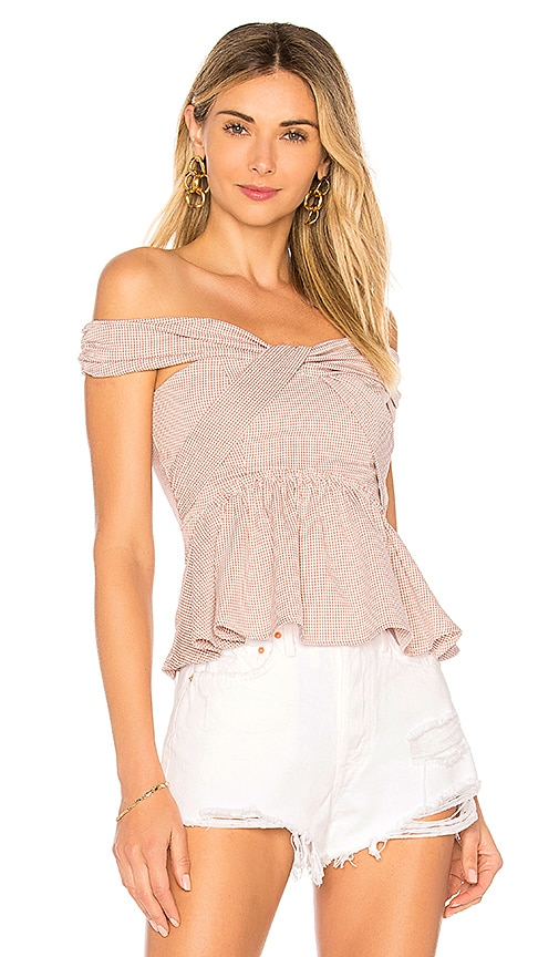 ale by alessandra x REVOLVE Caridad Top in Mauve